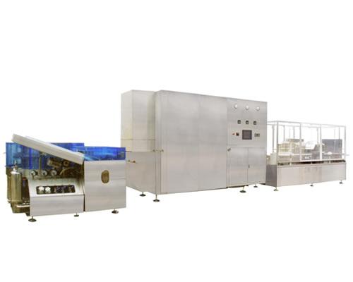 XHGF1/20系列安瓿瓶洗烘灌封联动机组