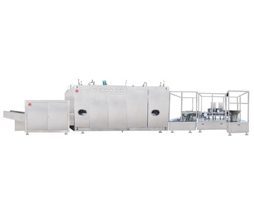 GLF型高速螺杆粉剂分装生产线