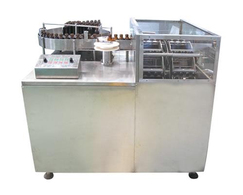 CXP型卧式超声波洗瓶机