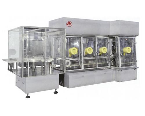 GGZ-400系列高速液体灌装压塞机