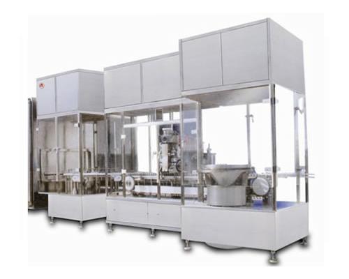 QFZ系列气流式粉剂分装机