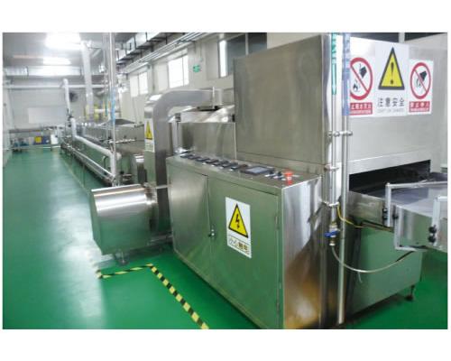 MZS型药瓶沸水清洗灭菌机